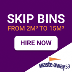 Hire Skip Bins, Adelaide | 7 Bin sizes to choose from