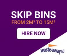 Hire Skip Bins, Adelaide | 7 Bin sizes to choose from