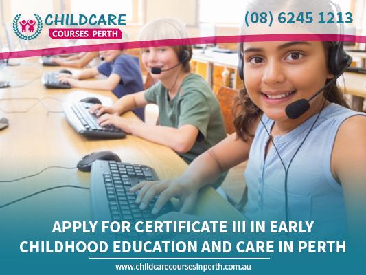Certificate 3 In Childcare