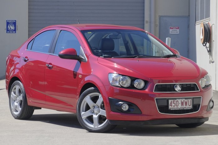 2013 Holden Barina CDX TM MY13