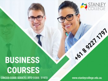 Want to become a successful businessman? Join our advanced diploma in business