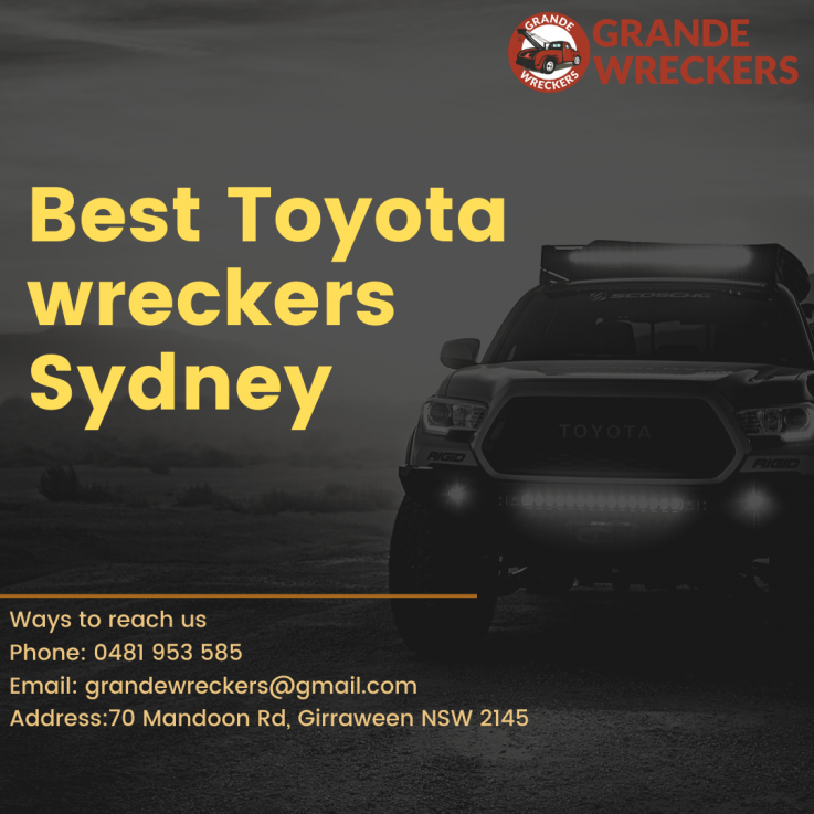 Best Toyota Wrec ...