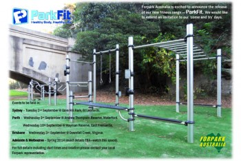 Outdoor Fitness Equipment For Park Gym