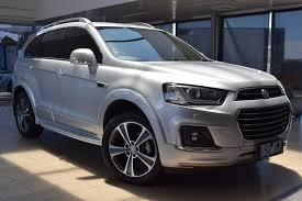 2015 HOLDEN CAPTIVA 7 LTZ AWD