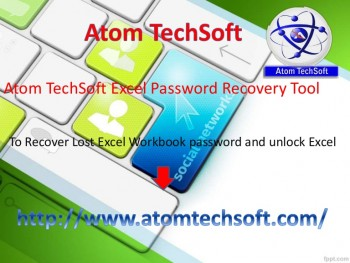 Free Download Atom TechSoft Excel Unlock