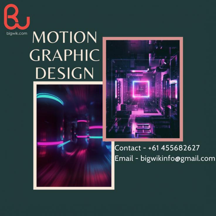 Motion Graphics  ...