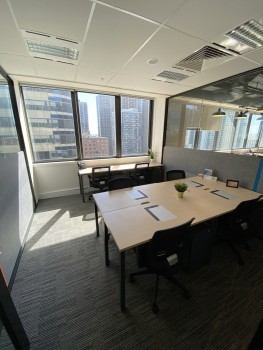Flexible Private Offices