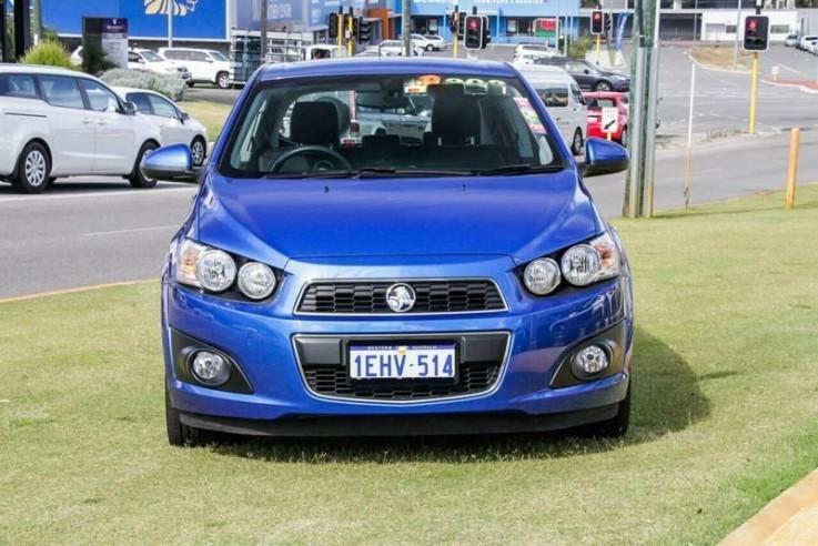 2013 Holden Barina Cdx