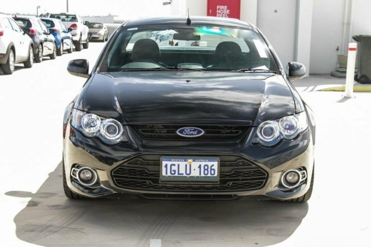 Ford 2012 Falcon Xr6 Ute