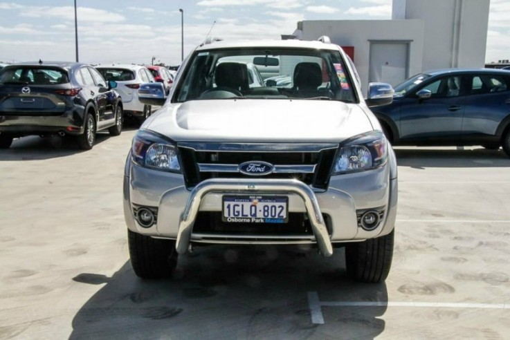 Ford 2011 Ranger Wildtrak Crew Cab
