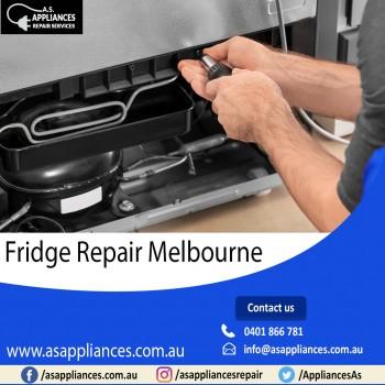 Fridge Repair in Melbourne