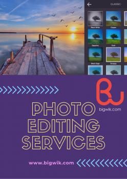 Photo Retouching Services| Photo Editing Service