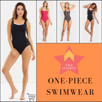 One-Piece Swimwear I The Iconic