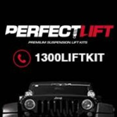 Perfect Lift's suspension Lift Kits for
