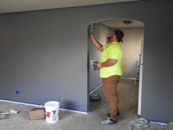 House Painters Perth | Delicate Painting