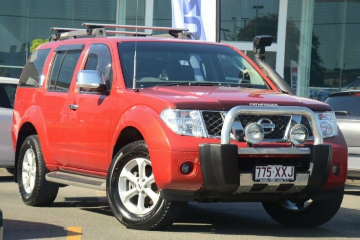 2009 Nissan Pathfinder ST
