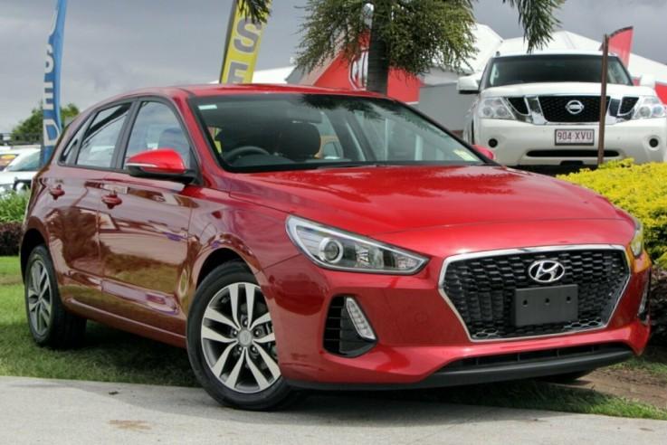 2017 Hyundai i30 Active D-CT
