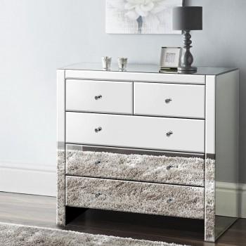 Artiss Chest of Drawers Tallboy Dresser