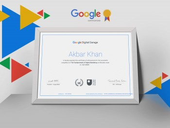 Google Certificates and more