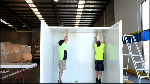 Cold Room Kits Supply and Installation in Melbourne
