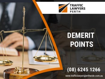 How many demerit points do you get in WA