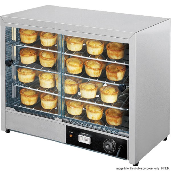 FED Pie Warmer & Hot Food Display DH-580