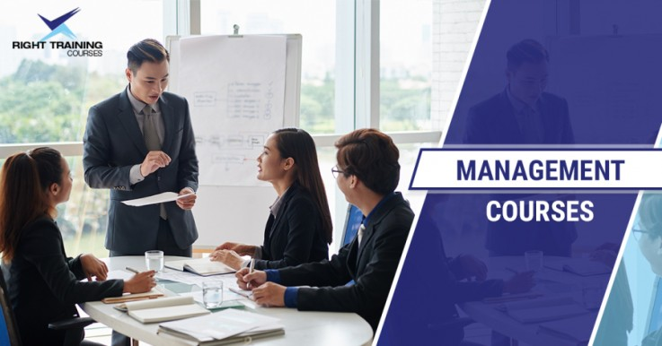 Go for management course Perth.