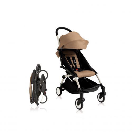 Babyzen YoYo + Stroller Complete - White