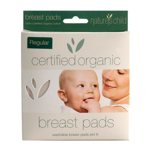 Nature's Child Breast Pads Day / Regular