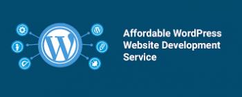 Affordable Wordpress Design and Development
