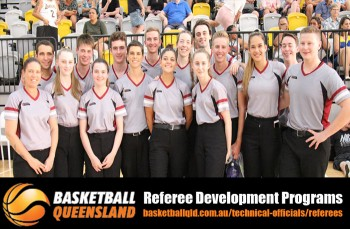 Basketball Referee Development Programs