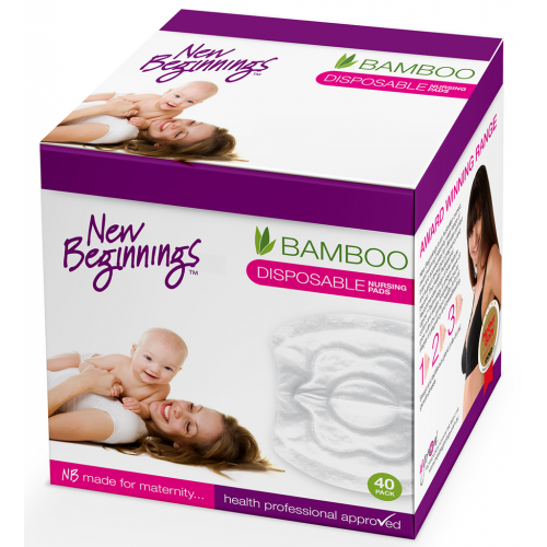 New Beginings Disposable Bamboo Nursing