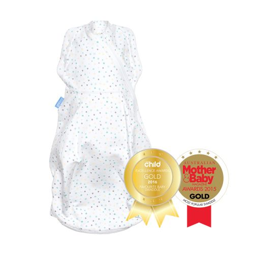 Grobag Swaddle Cosy - Make A Wish