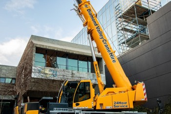 Want to Hire a Crane in Victoria?