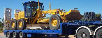 Do you need to haul heavy machinery to other states or countries?
