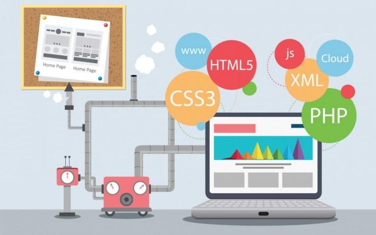 expert in ui/ux design-html5 - wordpress