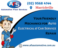 Perfect Auto Electrical in Marrickville