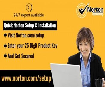 norton.com/setup - How to activate Norton antivirus setup