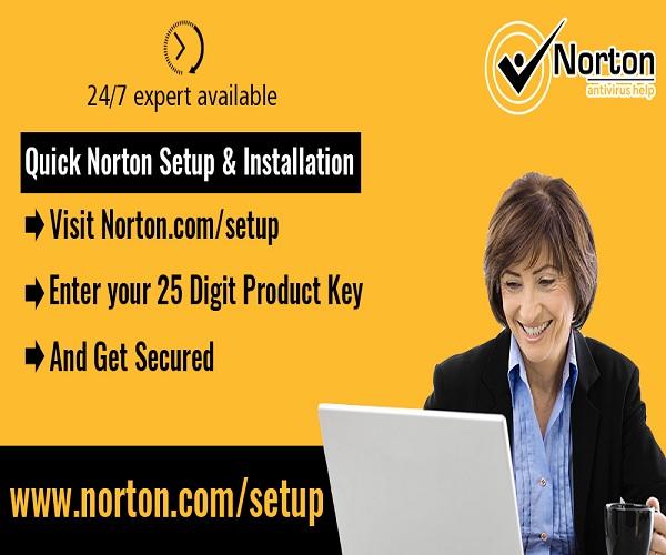 norton.com/setup ...