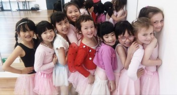 Ballet Classes for 3-5 year olds
