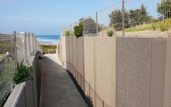 Strong Precast Retaining Wall in Melbourne - Coen Precast Pty Ltd