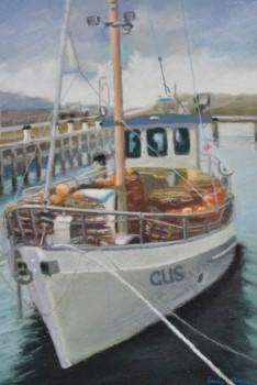 Boats Art Prints For Sale