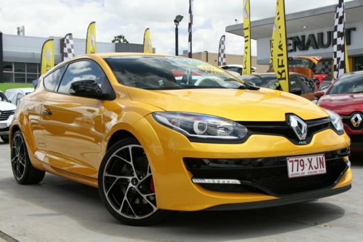 2014 Renault Megane R.S. 265 Cup Premium