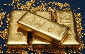 Gold Dore Bars and Gold Dust For Sale