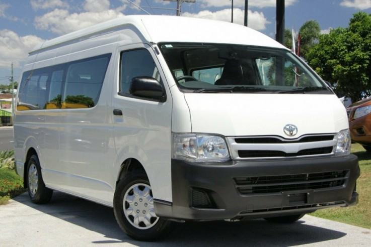 d0257e0720 2013 Toyota Hiace Commuter High Roof Sup