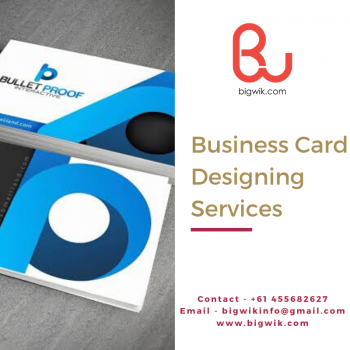 Business Card Design Creative Agency Sydney | Visiting Card Design Services
