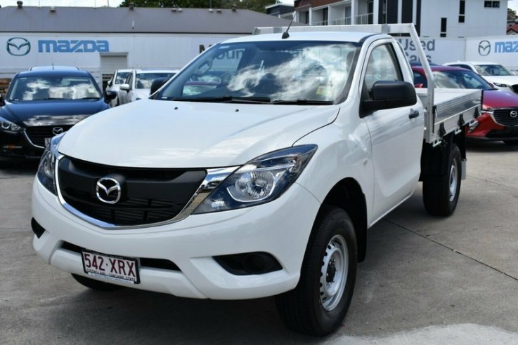 Back to Results 2017 MAZDA BT-50 XT 4X2