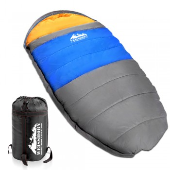 Weisshorn Extra Large Sleeping Bag – Blu