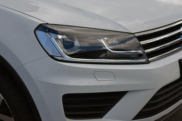 2017 Volkswagen Touareg 150TDI Tiptronic