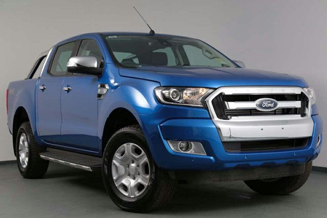 2017 Ford Ranger XLT Double Cab Utility